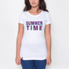Picture of Summer Time female T-Shirt