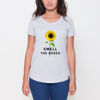 Picture of Smell the Roses female T-Shirt
