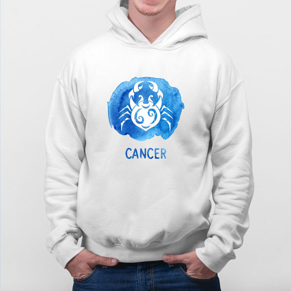 Picture of Colorful Cancer Hoodie