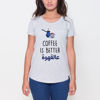 Picture of عالقهوة female T-Shirt