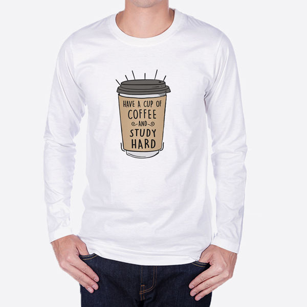 Picture of Study hard T-Shirt