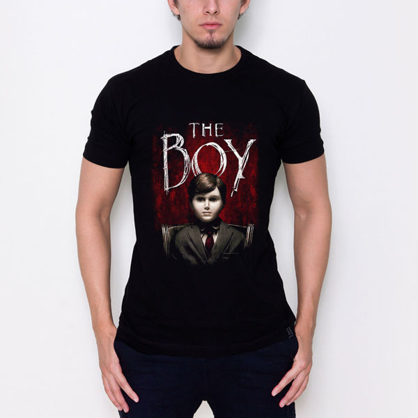 Picture of the boy  T-shirt