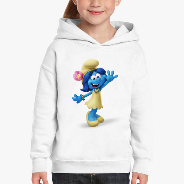 Picture of smurf Girl Hoodie