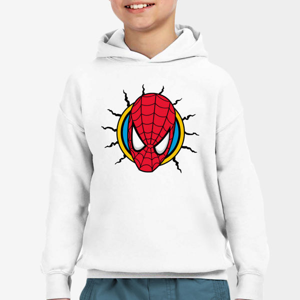 Picture of spiderma boy Hoodie