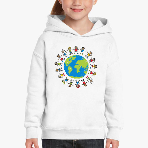 Picture of World Children's Day Girl Hoodie