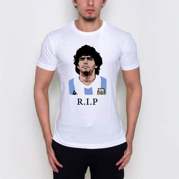 Picture of maradona -T-Shirt