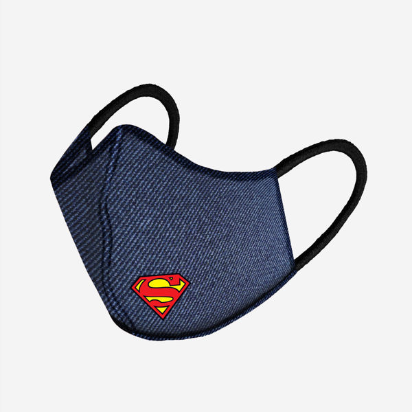 Super man ultra mask
